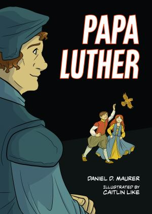 Papa Luther: A Graphic Novel (SKU 103532021121)