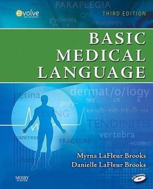 Basic Medical Language  Text With Cd-Rom For Windows And