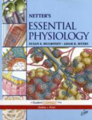 Netter's Essential Physiology  Text With Inernet Access Code