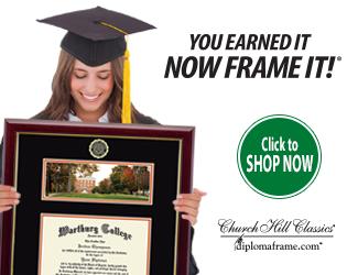 You Earned it - Now Frame It!
