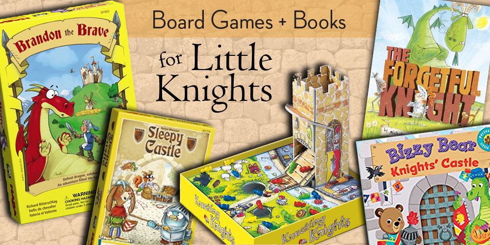 Little Knight Gifts