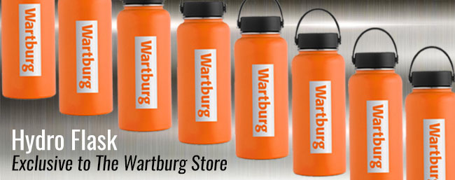 Orange Hydro Flask