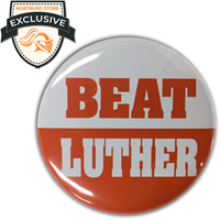 Beat Luther Button