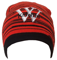 Youth Patterned Beanie