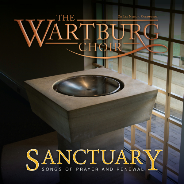The Wartburg Choir: Sanctuary (SKU 1029703234)