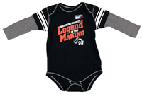 Infant: Running Back Bodysuit