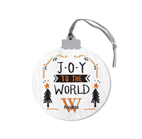Ornament: Joy to the World