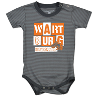 Infant: Goo Goo Grey Bodysuit