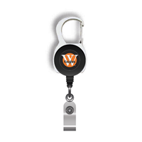 ID Holder: Carabiner Badge Reel
