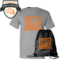 Knight Value Bag-A-Tee