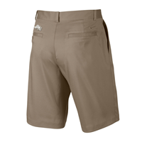 Nike: Flat Front Golf Short