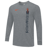 BRANDED CUSTOM SPORTSWEAR  L/S Shirts with Graphic from Vendor