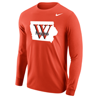 Nike: Core Cotton State Long Sleeve