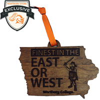 Ornament: Finest in the East or West