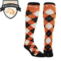 Socks: UKnighted Argyle
