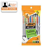 Pencils: Bic Xtra Life Mechanical 10/pk