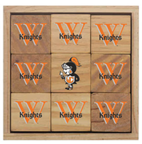 'Lil Knight Wood Blocks