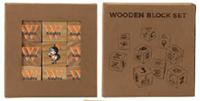 'Lil Knight Wood Blocks