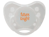 Future Knight Pacifier