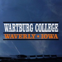 Decal: Wartburg College