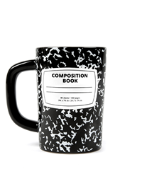 Composition Book Mug