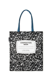Composition Book Tote