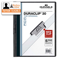 Duraclip Report Cover