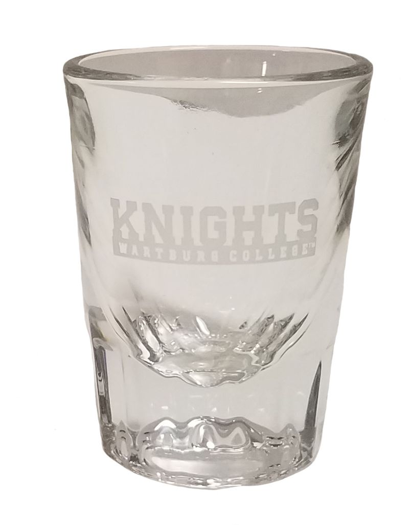 Shot Glass: Fluted