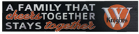 Family Sign: Cheer Together