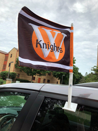 Flag: Two-Sided Car