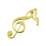 G-Clef Ornament