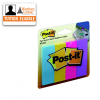 "Post-it Page Markers 1"" x 3"""