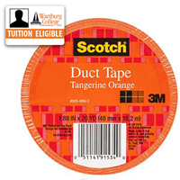 Duct Tape: Orange