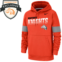 Nike: Therma Pullover Hoody