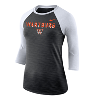 Nike: Dri-FIT Cotton Slub Raglan Tee