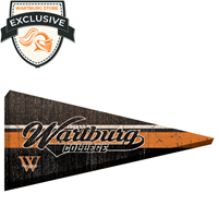 Canvas Pennant: Rustic Retro