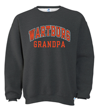 Family Fleece Crew: Grandpa