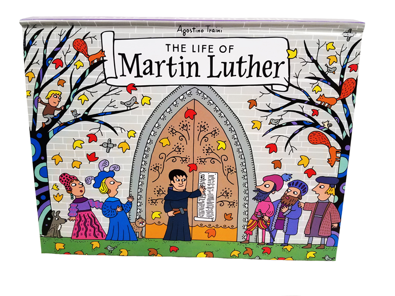 The Life Of Martin Luther: A Pop-Up Book (SKU 103532571121)