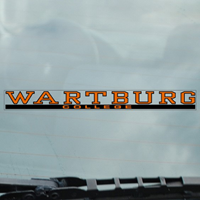 Static Cling: Wartburg